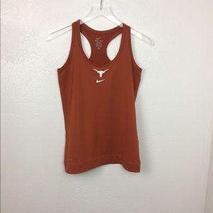 """Nike """"Texas Longhorns"""" Top"""